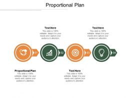 Proportional Plan Ppt Powerpoint Presentation Outline Picture Cpb
