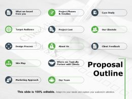 Proposal Outline Ppt File Design Ideas