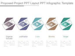 Proposed Project Ppt Layout Ppt Infographic Template