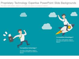 Proprietary Technology Expertise Powerpoint Slide Backgrounds