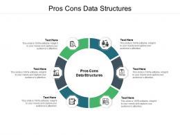 Pros Cons Data Structures Ppt Powerpoint Presentation Portfolio Information Cpb