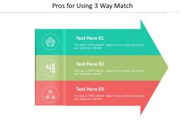 Pros For Using 3 Way Match