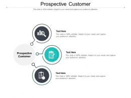 Prospective Customer Ppt Powerpoint Presentation Layouts Topics Cpb