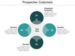 Prospective Customers Ppt Powerpoint Presentation Infographics Designs Cpb