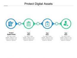 Protect Digital Assets Ppt Powerpoint Presentation Layouts Inspiration Cpb