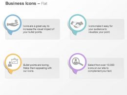 Protect Money Business Deal Business Growth Chart Search Ppt Icons Graphics