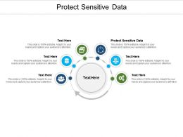 Protect Sensitive Data Ppt Powerpoint Presentation Examples Cpb