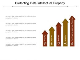 Protecting Data Intellectual Property Ppt Powerpoint Presentation Model Tips Cpb