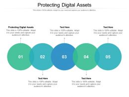 Protecting Digital Assets Ppt Powerpoint Presentation Infographic Template Slide Cpb