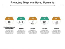 Protecting Telephone Based Payments Ppt Powerpoint Presentation Portfolio Information Cpb