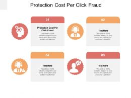 Protection Cost Per Click Fraud Ppt Powerpoint Presentation Icon Inspiration Cpb