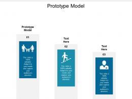 Prototype Model Ppt Powerpoint Presentation Outline Ideas Cpb