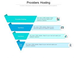 Providers Hosting Ppt Powerpoint Presentation Portfolio Images Cpb