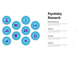 Psychiatry Research Ppt Powerpoint Presentation Show Backgrounds