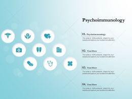Psychoimmunology Ppt Powerpoint Presentation Professional Topics