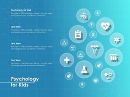 Psychology For Kids Ppt Powerpoint Presentation Inspiration Templates
