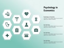 Psychology In Economics Ppt Powerpoint Presentation Ideas Themes