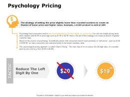 Psychology Pricing Ppt Powerpoint Presentation Model Inspiration