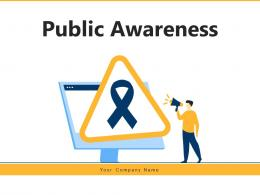 Public Awareness Recognition Promotional Initiative Environment Megaphone Organization