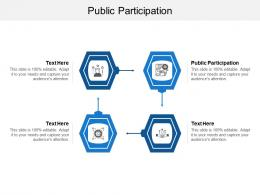 Public Participation Ppt Powerpoint Presentation Layouts Influencers Cpb