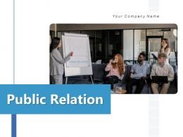 Public Relation Importance Marketing Strategy Awareness Through Techniques