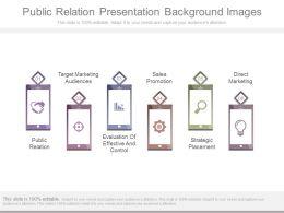 Public Relation Presentation Background Images