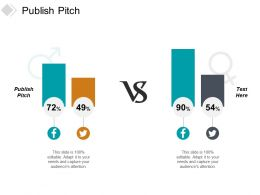Publish Pitch Ppt Powerpoint Presentation Styles Graphics Cpb