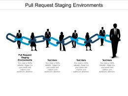 Pull Request Staging Environments Ppt Powerpoint Presentation Show Images Cpb