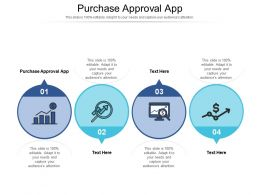 Purchase Approval App Ppt Powerpoint Presentation Infographics Gridlines Cpb