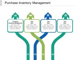 Purchase Inventory Management Ppt Powerpoint Presentation Icon Topics Cpb