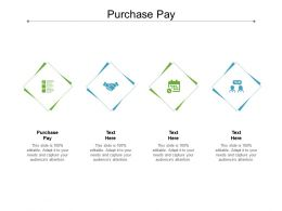 Purchase Pay Ppt Powerpoint Presentation Portfolio Images Cpb