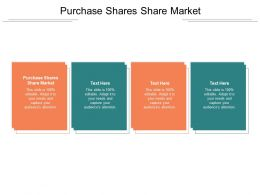 Purchase Shares Share Market Ppt Powerpoint Presentation Professional Background Designs Cpb