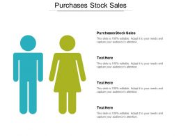 Purchases Stock Sales Ppt Powerpoint Presentation Icon Graphic Tips Cpb