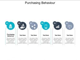 Purchasing Behaviour Ppt Powerpoint Presentation Gallery Summary Cpb