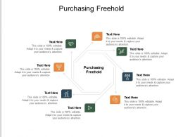 Purchasing Freehold Ppt Powerpoint Presentation Show Templates Cpb