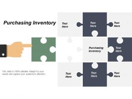 Purchasing Inventory Ppt Powerpoint Presentation Inspiration Slide Cpb