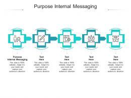 Purpose Internal Messaging Ppt Powerpoint Presentation Slides Graphics Cpb