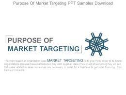 purpose_of_market_targeting_ppt_samples_download_Slide01