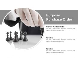 Purpose Purchase Order Ppt Powerpoint Presentation Portfolio Backgrounds Cpb