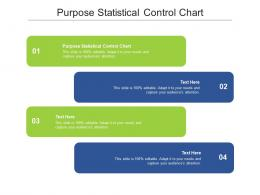 Purpose Statistical Control Chart Ppt Powerpoint Presentation Infographic Template Guidelines Cpb