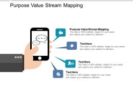 Purpose Value Stream Mapping Ppt Powerpoint Presentation Icon Inspiration Cpb