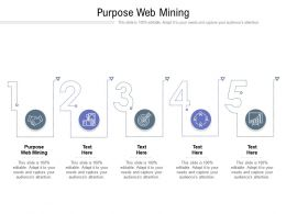 Purpose Web Mining Ppt Powerpoint Presentation Pictures Layout Ideas Cpb