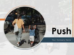 Push Individual Depicting Indicating Process Violation Performing