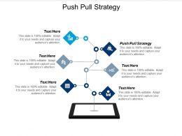 Push Pull Strategy Ppt Powerpoint Presentation Portfolio Demonstration Cpb