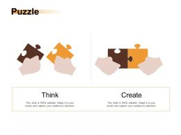 Puzzle Business H93 Ppt Powerpoint Presentation Professional Gallery