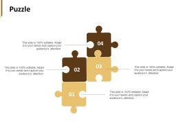 Puzzle Business Problem Solving F787 Ppt Powerpoint Presentation Portfolio Guide