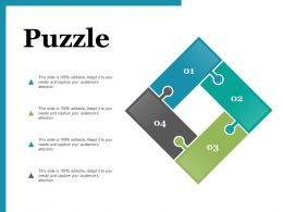 Puzzle Business Problem Solving I80 Ppt Powerpoint Presentation File Example Introduction