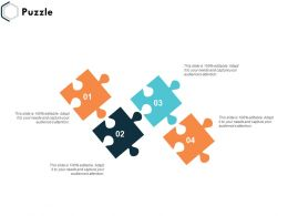 Puzzle Business Problem Solving K32 Ppt Powerpoint Presentation Slides Good