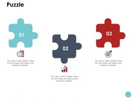 Puzzle Business Solution K92 Ppt Powerpoint Presentation Infographics Good