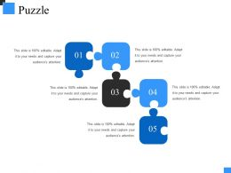 Puzzle Good Ppt Example